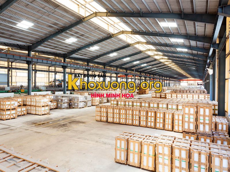 Cho thuê kho xưởng KCN Nhơn Trạch 3, huyện Nhơn Trạch, Đồng Nai