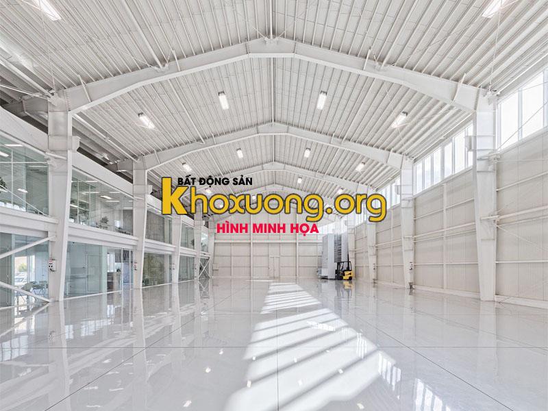 Cho thuê kho xưởng đường Nguyễn Văn Tuôi, Thị trấn Bến Lức, Bến Lức, Long An