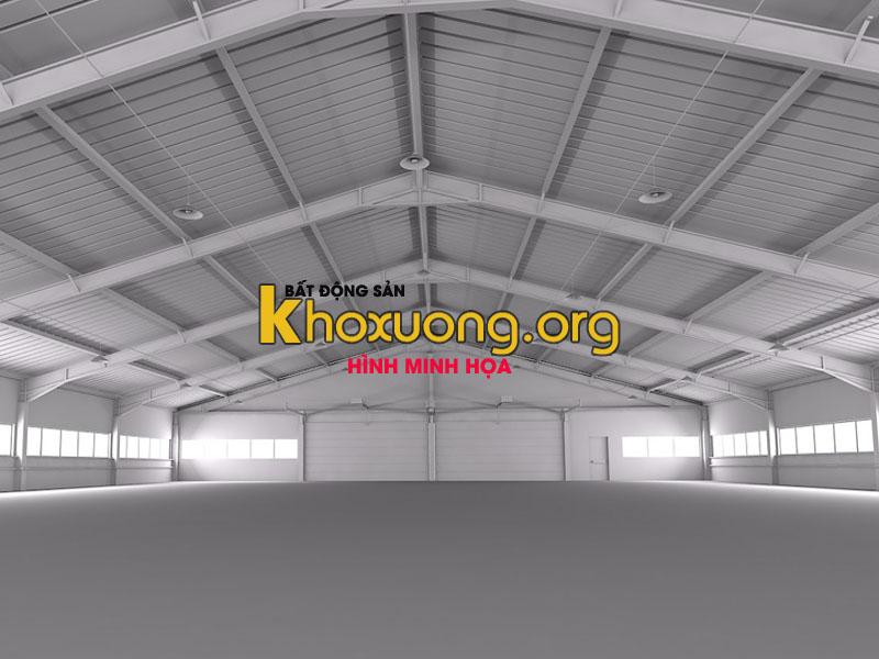 Cho thuê kho xưởng hẻm Nguyễn Văn Luông, Phường 11, Quận 6