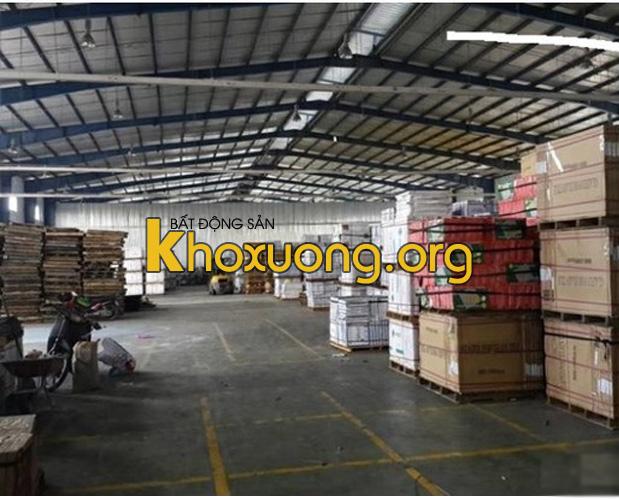 Cho thuê kho xưởng đường Kinh Dương Vương, Phường 12, Quận 6