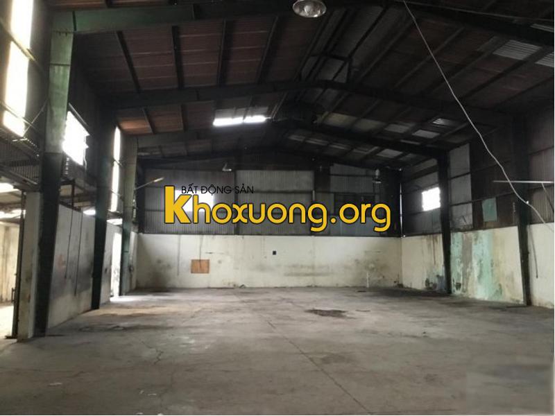 Cho thuê kho xưởng đường Lý Chiêu Hoàng, Phường 10, Quận 6