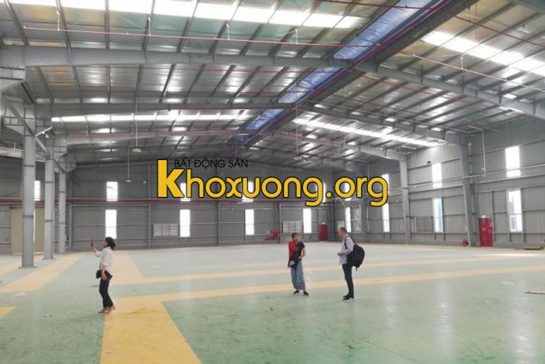 Cho thuê kho xưởng KCN Long Hậu, Huyện Cần Giuộc, Tỉnh Long An