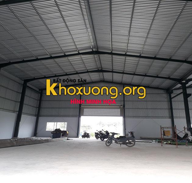 Cho thuê kho xưởng KCN Tân Đô, Huyện Đức Hòa, Tỉnh Long An