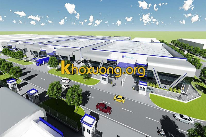 Cho thuê kho xưởng KCN Mỹ Phước 3, Phường Thới Hòa, Thị xã Bến Cát, Tỉnh Bình Dương
