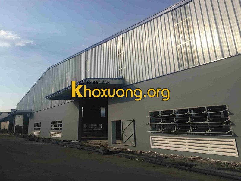 Cho thuê kho xưởng KCN Tín Nghĩa, Huyện Long Thành, Tỉnh Đồng Nai